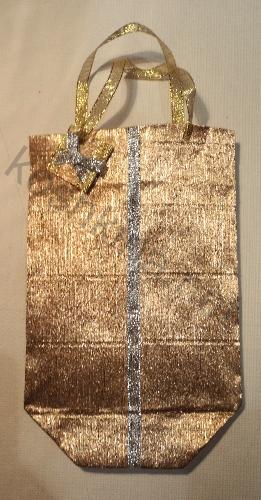 самодельная сумочка для подарков